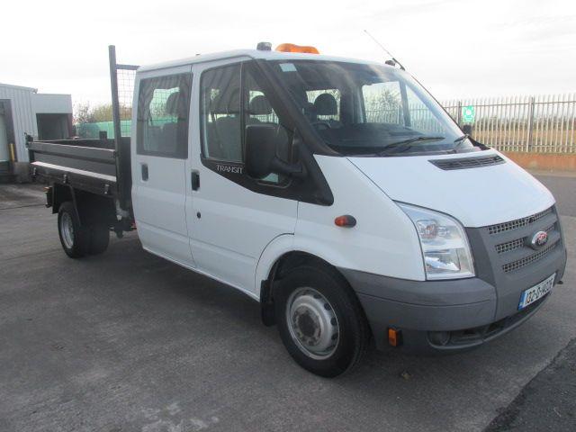 2013 Ford Transit 350 C/C DRW (132D14026)