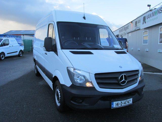 2014 Mercedes-Benz Sprinter 313/36 CDI VAN 5DR (141D14747)