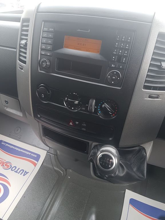 2014 Mercedes-Benz Sprinter 313/36 CDI VAN 5DR (141D14748) Image 2