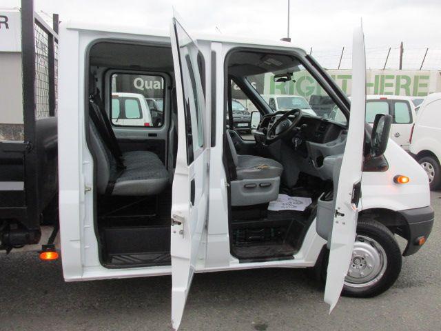 2014 Ford Transit 2.2D T350L C/cab Tipper (141D21470) Image 9
