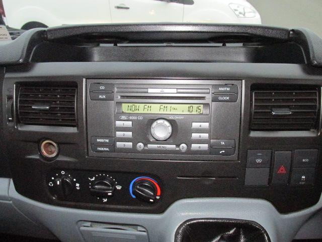 2014 Ford Transit 2.2D T350L C/cab Tipper (141D21470) Image 12