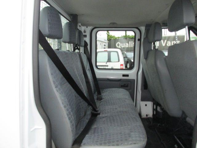 2014 Ford Transit 2.2D T350L C/cab Tipper (141D21470) Image 8