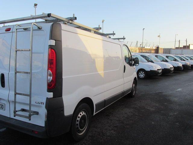 2014 Vauxhall Vivaro 2900 CDTI P/V (141D22030) Image 3