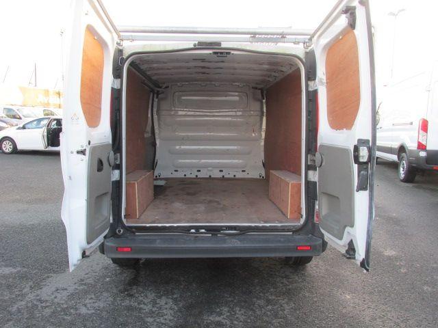 2014 Vauxhall Vivaro 2900 CDTI P/V (141D22030) Image 10