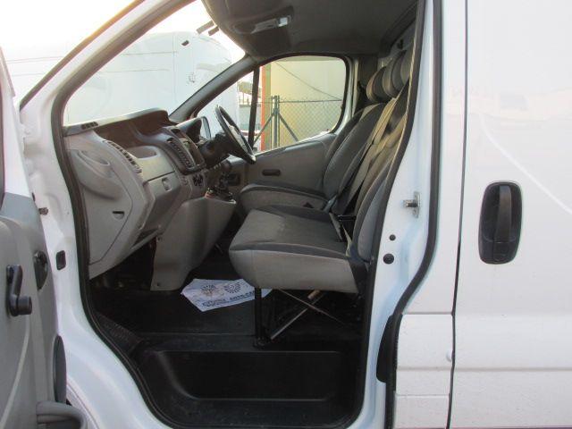 2014 Vauxhall Vivaro 2900 CDTI P/V (141D22030) Image 15