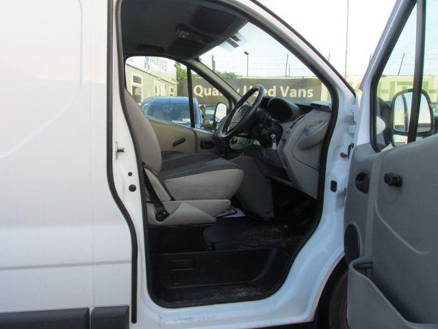 2014 Vauxhall Vivaro 2900 CDTI P/V (141D22030) Image 11