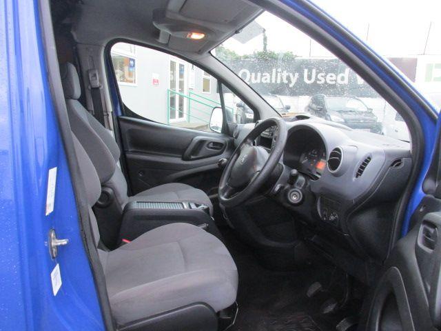 2014 Peugeot Partner HDI S L1 850 (141D23324) Image 12