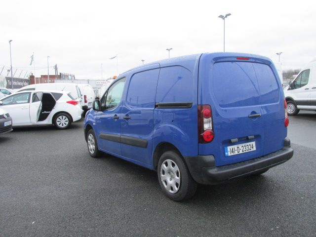 2014 Peugeot Partner HDI S L1 850 (141D23324) Image 5