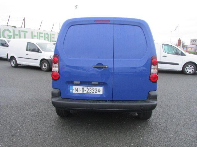 2014 Peugeot Partner HDI S L1 850 (141D23324) Image 4