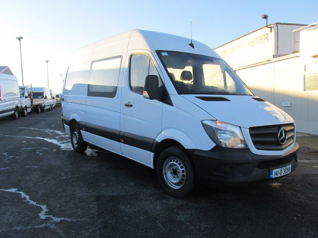 2014 Mercedes Sprinter 313 CDI  C/CAB        SALE PRICE -  MARCH  SPECIAL (141D30346)