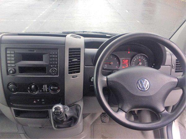 2014 Volkswagen Crafter CR35 TDI H/R P/V STARTLINE (141D23254) Image 12