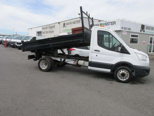 2014 Ford Transit 350 C/C DRW    TIPPER    (142D12924) Image 14