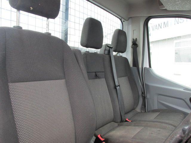 2014 Ford Transit 350 C/C DRW    TIPPER    (142D12924) Image 9