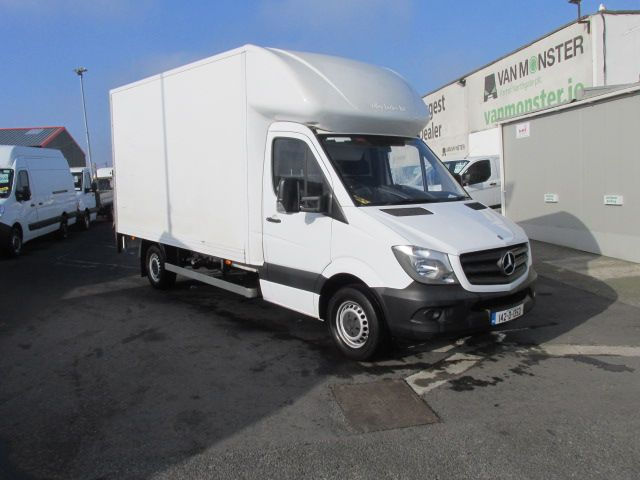 2014 Mercedes Sprinter 313 CDI (142D13521)