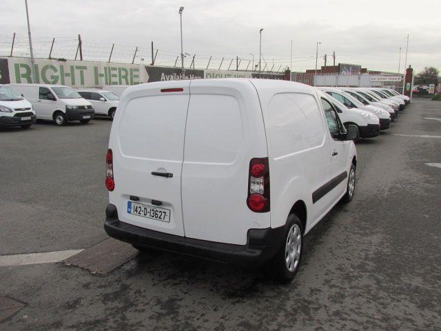 2014 Peugeot Partner HDI S L1 850 (142D13627) Image 6