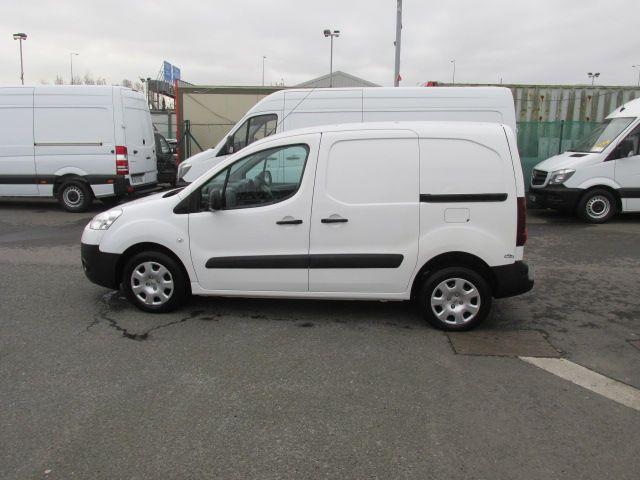 2014 Peugeot Partner HDI S L1 850 (142D13627) Image 4