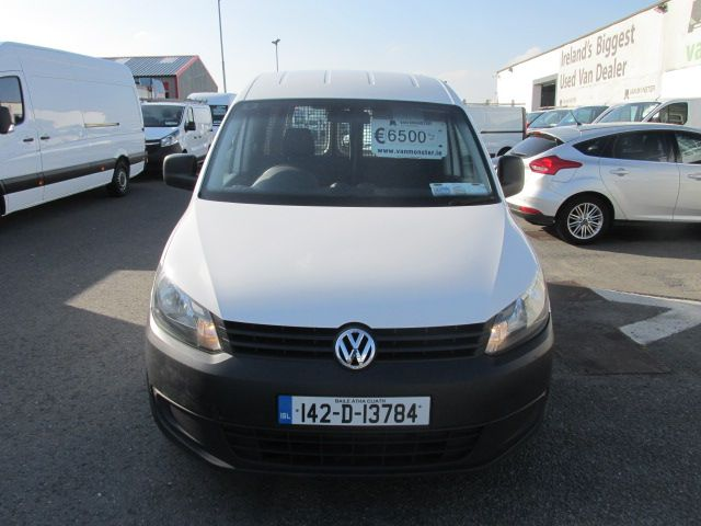 2014 Volkswagen Caddy C20 TDI STARTLINE (142D13784) Image 3