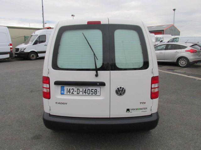 2014 Volkswagen Caddy C20 TDI STARTLINE (142D14058) Image 6