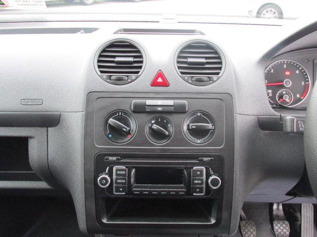 2014 Volkswagen Caddy C20 TDI STARTLINE (142D14058) Image 10