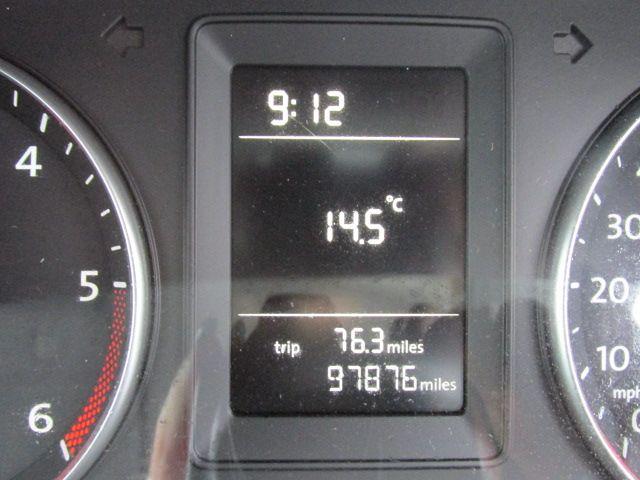 2014 Volkswagen Caddy C20 TDI STARTLINE (142D14058) Image 9