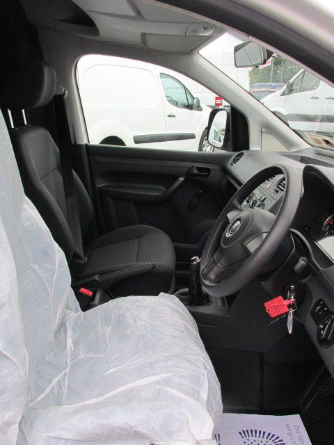 2014 Volkswagen Caddy C20 TDI STARTLINE (142D14058) Image 8