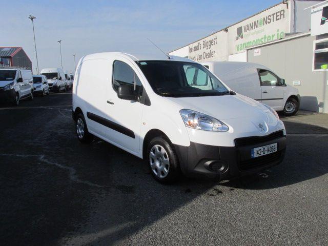 2014 Peugeot Partner HDI S L1 850 (142D14066)