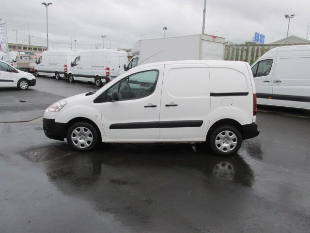 2014 Peugeot Partner HDI S L1 850 (142D14071) Image 4