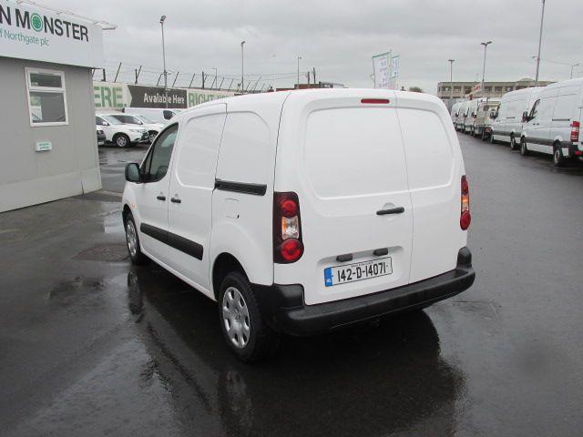 2014 Peugeot Partner HDI S L1 850 (142D14071) Image 5