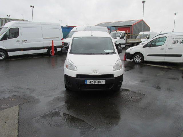 2014 Peugeot Partner HDI S L1 850 (142D14071) Image 2