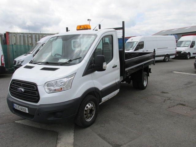 2014 Ford Transit 350 C/C DRW (142D14559) Image 7