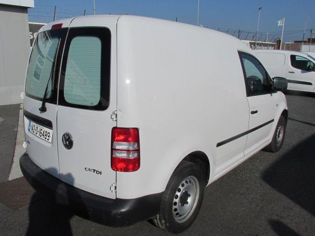 2014 Volkswagen Caddy C20 TDI STARTLINE (142D16489) Image 9