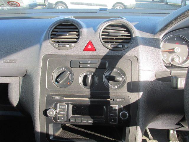 2014 Volkswagen Caddy C20 TDI STARTLINE (142D16489) Image 12
