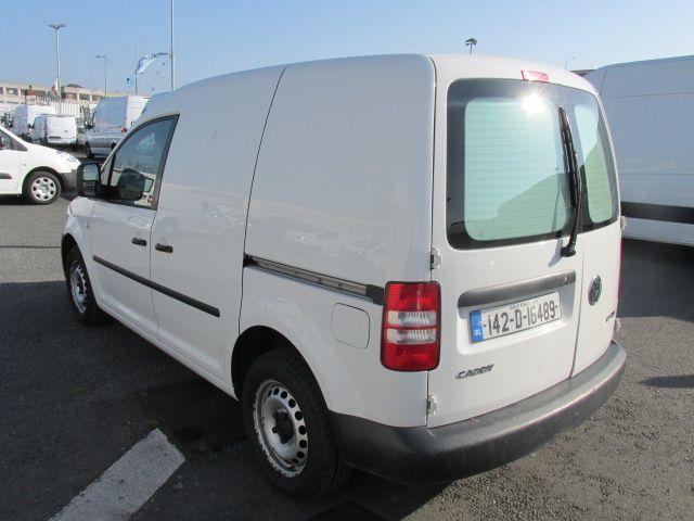2014 Volkswagen Caddy C20 TDI STARTLINE (142D16489) Image 6