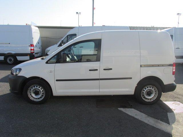 2014 Volkswagen Caddy C20 TDI STARTLINE (142D16489) Image 4