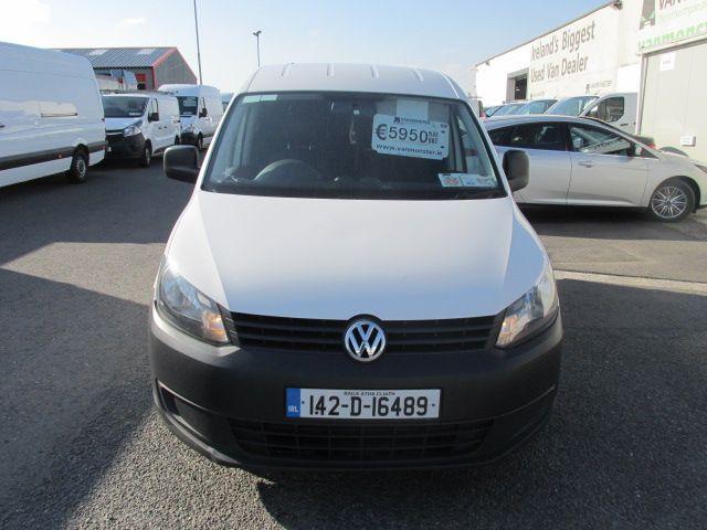 2014 Volkswagen Caddy C20 TDI STARTLINE (142D16489) Image 3