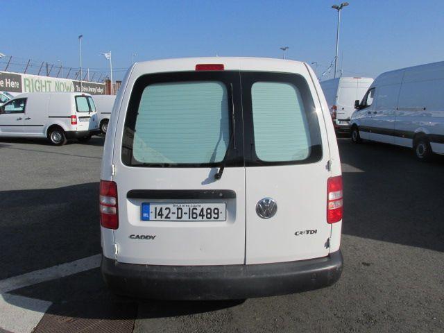 2014 Volkswagen Caddy C20 TDI STARTLINE (142D16489) Image 7