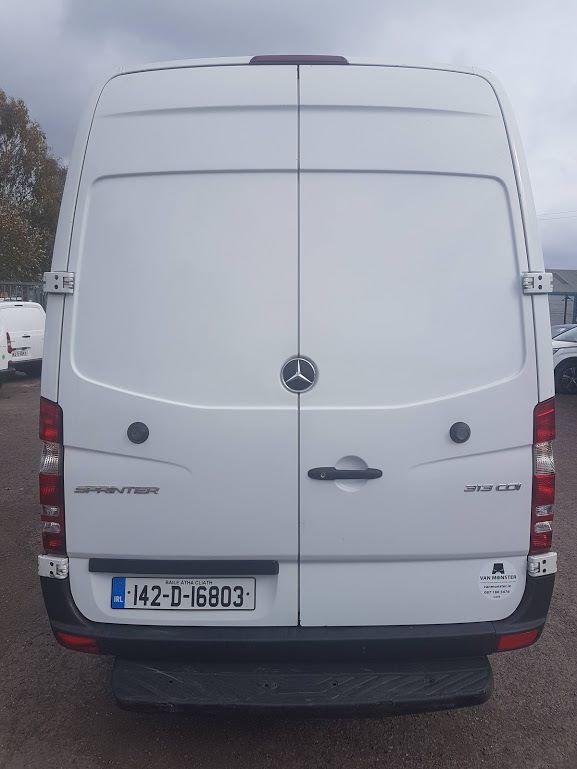 2014 Mercedes-Benz Sprinter 313/43 CDI VAN 5DR (142D16803) Image 8