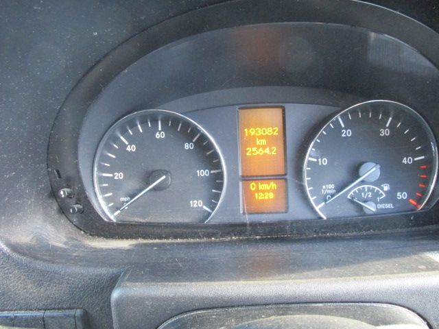2014 Mercedes-Benz Sprinter SPRINTER CDI VAN 5DR          LWB (142D16804) Image 13
