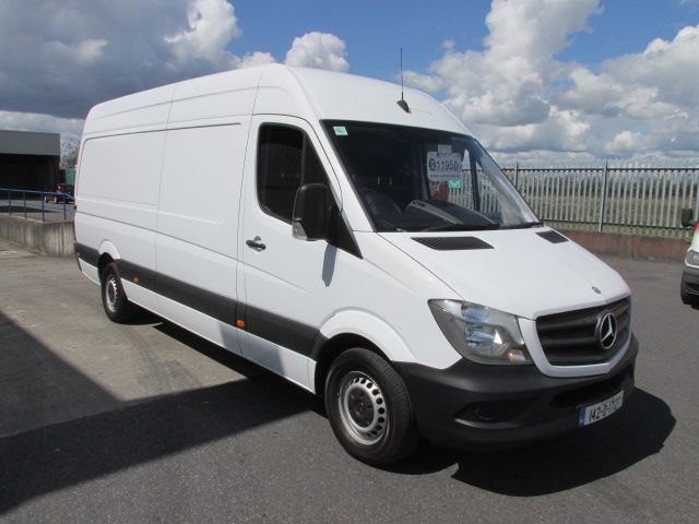 2014 Mercedes-Benz Sprinter 313/43 CDI VAN 5DR (142D17127) Image 1