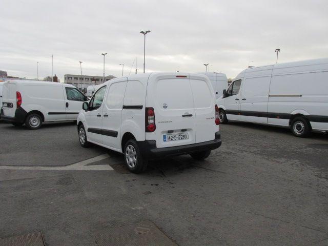 2014 Peugeot Partner HDI S L1 850 (142D17280) Image 5