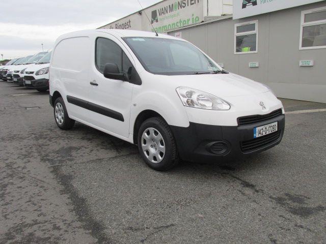 2014 Peugeot Partner HDI S L1 850 (142D17280)