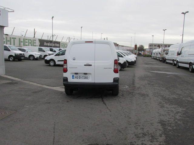 2014 Peugeot Partner HDI S L1 850 (142D17280) Image 4