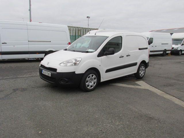 2014 Peugeot Partner HDI S L1 850 (142D17280) Image 7