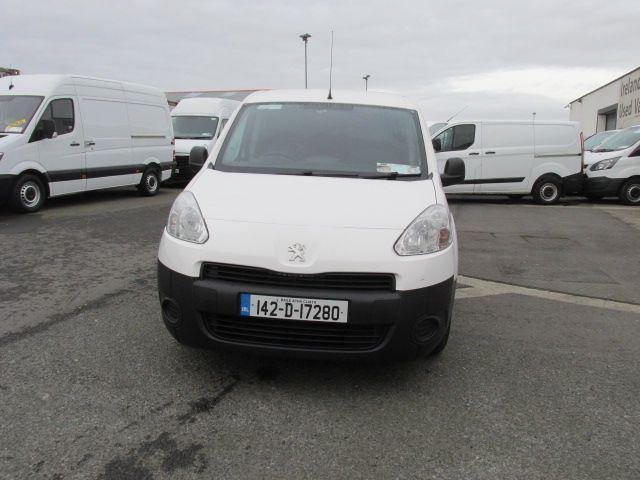 2014 Peugeot Partner HDI S L1 850 (142D17280) Image 8