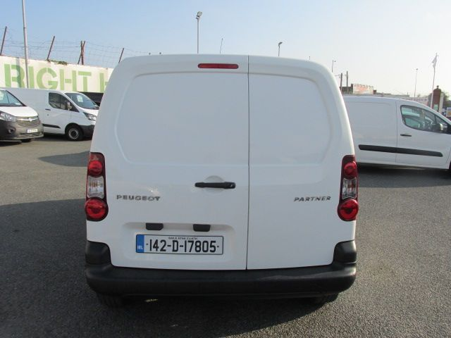 2014 Peugeot Partner HDI S L1 850 (142D17805) Image 5