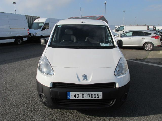 2014 Peugeot Partner HDI S L1 850 (142D17805) Image 3