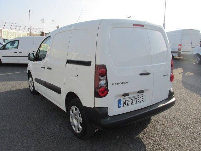 2014 Peugeot Partner HDI S L1 850 (142D17805) Image 6
