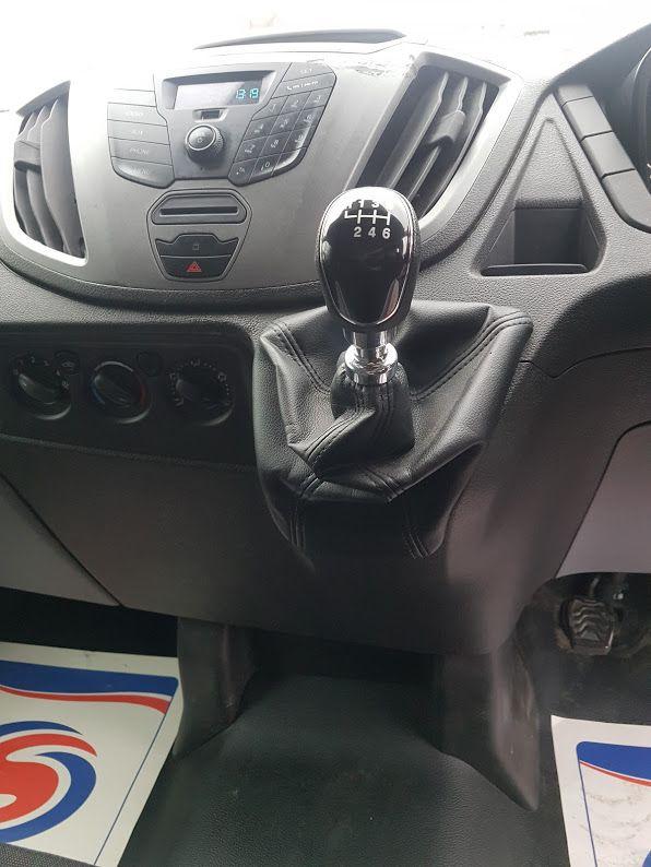 2014 Ford Transit 350 H/R P/V (142D18122) Image 5