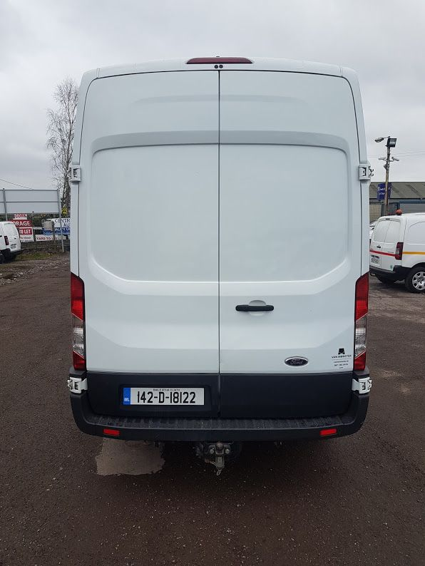 2014 Ford Transit 350 H/R P/V (142D18122) Image 11