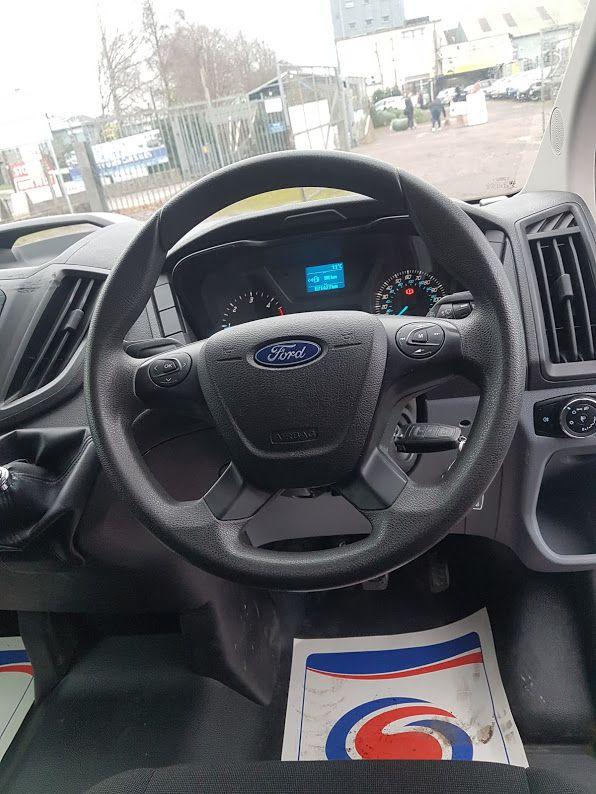 2014 Ford Transit 350 H/R P/V (142D18122) Image 6